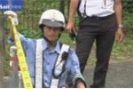Cảnh sát phong tỏa hiện trường vụ thảm sát đẫm máu ở Nhật Bản