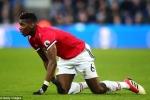 'Pogba như một đứa trẻ chạy theo quả bóng'