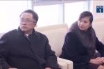 Người đẹp Triều Tiên dẫn đầu đoàn tiền trạm sang Hàn Quốc