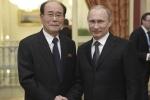 Lãnh đạo Triều Tiên Kim Jong-un gửi thư tay tới Tổng thống Putin