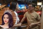 Đàm Vĩnh Hưng sang Thái Lan gặp Hương Giang, bất ngờ với cách ứng xử của tân Hoa hậu