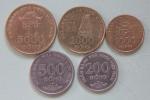 Hàng loạt đồng tiền Việt Nam đang lưu hành nhưng ít thấy