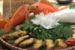 Cách làm cá tầm nướng riềng mẻ giải ngán mùa hè