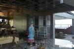 Xây nơi thờ cúng trên tầng thượng, Công ty Nam Thị bị xử phạt 45 triệu đồng và buộc tháo dỡ