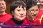 Phu nhân HLV Park Hang Seo: 'Ông xã và các chàng trai hãy cố lên!'
