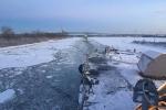 Ảnh: Giá lạnh lịch sử, chiến hạm cao tốc Mỹ kẹt cứng trong băng