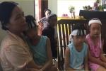 Tai nạn giao thông cướp đi cả cha lẫn mẹ, hai bé gái rơi cảnh khốn cùng