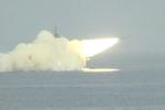 Video: Xem chiến hạm Nga ồ ạt phóng tên lửa tại vùng biển Nhật Bản