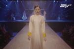Diệu Fashion show: Đắm mình trong nhạc Trịnh, áo dài