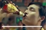 Đề xuất cấm quảng cáo bia trên TV, biển hiệu ngoài trời