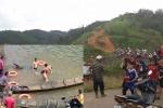 Chèo thuyền ra hồ thuỷ lợi, 2 học sinh chết đuối