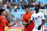 Thua tê tái, U23 Trung Quốc bị đá bay khỏi U23 châu Á