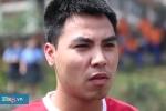 Cầu thủ Đức Huy: Có lúc đội kiệt sức, chiến đấu bằng tinh thần
