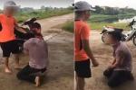 Làm rõ clip nam thanh niên bị nhóm người đánh đập dã man ở Hà Nội