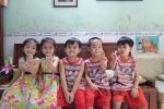 Những đứa trẻ trong ca sinh 5 đầu tiên ở Việt Nam bây giờ ra sao?