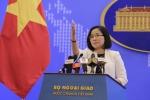 Bộ Ngoại giao: Đài Loan diễn tập bắn đạn thật ở Trường Sa là xâm phạm chủ quyền lãnh thổ của Việt Nam