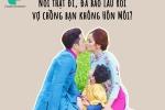 Vợ hỏi: 'Đã bao lâu rồi mình không hôn môi' khiến chồng lặng người