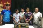 Công an áp sát tóm gọn trùm ma túy núp bóng chủ tiệm tạp hóa ở Thái Nguyên