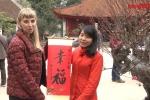 Video: Tết Việt của nhà nữ ngoại giao Nga ở Hà Nội