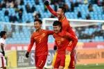 Kết quả U23 Trung Quốc 3-0 U23 Oman bảng A VCK U23 châu Á