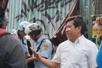 Người dân phản ứng xe đoàn kiểm tra gây kẹt xe: Ông Đoàn Ngọc Hải lên tiếng