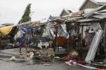 Thông tin thiệt hại về người đầu tiên sau khi siêu bão Mangkhut càn quét Philippines