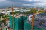 Dự án khu căn hộ cao cấp của TTC Land tại quận 7 cất nóc