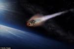 Thiên thạch khổng lồ đang lao về Trái Đất với vận tốc hơn 32.000 km/h