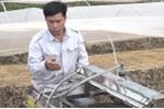 Khởi nghiệp với robot gieo hạt xuất khẩu đi 14 nước