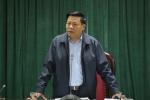 Bí thư Bắc Ninh: 'Tại sao cùng ăn thực phẩm đó, 10 em nhiễm sán, 90 bé không bị'