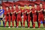 Lịch thi đấu chung kết U23 châu Á 2018, lịch trực tiếp bóng đá U23 Việt Nam
