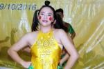 Nữ sinh Học viện An ninh khoe vũ đạo bốc lửa trong cuộc thi dân vũ quốc tế