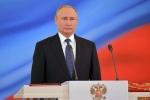 Tuyên bố đầu tiên của ông Putin sau tuyên thệ nhậm chức Tổng thống Nga lần 4
