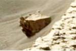 Khối vật thể nghi nhà cổ trên sao Hỏa