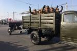 Ảnh, video: Triều Tiên tổ chức diễu binh kỷ niệm 70 năm thành lập quân đội