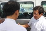 Dừng xe ăn bún riêu, tài xế taxi bị ông Đoàn Ngọc Hải cho cẩu xe về trụ sở