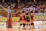 Trực tiếp bóng chuyền VTV Cup 2017: ĐH Thể thao Bắc Kinh vs Suwon