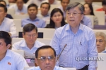 Ông Trương Trọng Nghĩa: Không được quy chụp động cơ của đại biểu này hay đại biểu khác