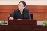 Em gái Kim Jong-un viết gì trong sổ lưu niệm Nhà Xanh?