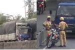 Cách chức Đội trưởng CSGT 'giải cứu' xe quá tải