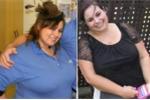 Béo tới mức không lên nổi máy bay, cô gái quyết tâm giảm 27kg