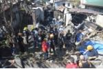 Máy bay lao thẳng vào nhà dân, hàng loạt người thiệt mạng