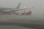 Bão giật cấp 10 hướng vào miền Trung, nhiều chuyến bay bị hủy
