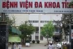 Bệnh viện Đa khoa tỉnh Hòa Bình: Từng bị cảnh báo sai phạm trong mua máy chạy thận