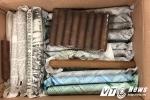 Gần 17.000 điếu xì gà vận chuyển trái phép qua sân bay Nội Bài
