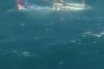 Mỏ Thăng Long - Đông Đô hỗ trợ cứu nạn thành công  12 ngư dân bị chìm tàu