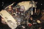 Tai nạn kinh hoàng ở Phú Yên, tài xế mắc kẹt trong cabin