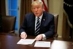 Tổng thống Trump tuyên bố đã nói nhầm trong cuộc họp báo chung với Tổng thống Putin