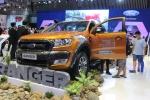 Thị phần ô tô tháng 7, xe Toyota áp đảo thị trường