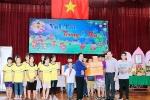Phu nhân Chủ tịch nước mang Tết Trung thu đầm ấm đến với trẻ em nhiễm HIV